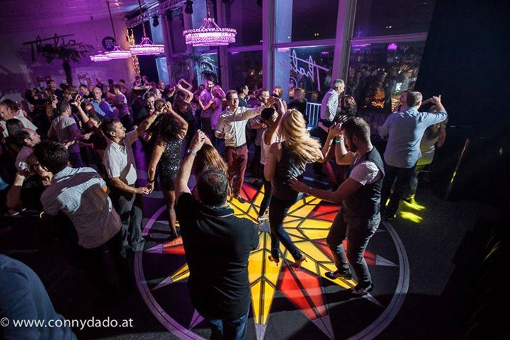 Die Thalia Salsa, Kizomba...mit der Tanzschule Conny & Dado 12.12.2019 21:00